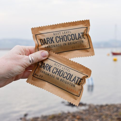 UK Photographer working with artisan chocolatier Next Level Chocolate.