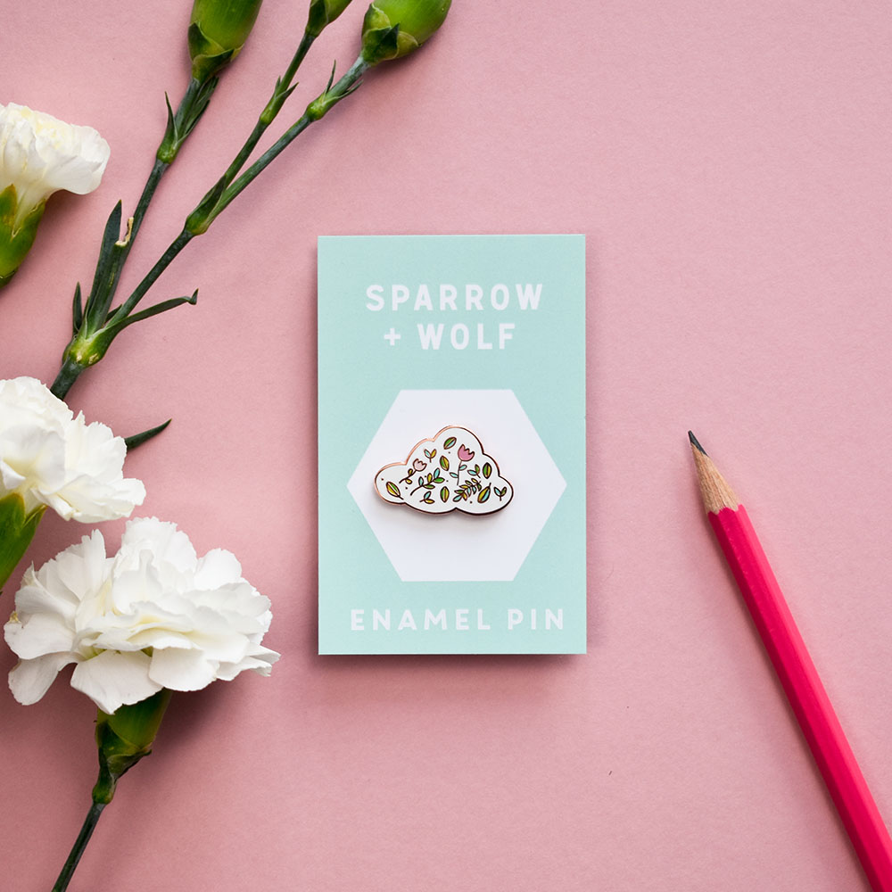 Product photographer working with Sparrow and Wolf