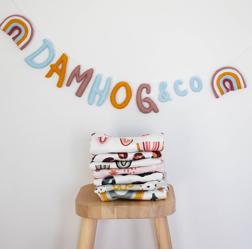 Product Photoshoot for Dam Hog & Co and small brands